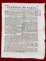 Armée d'Egypte 1801 Bonaparte Le Caire Ingrandes Vienne Bains Thermes à Paris