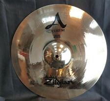 "Zildjian a Custom Avedis 16"" Crash Cymbal pélvico piatto plattilo cymbale EE. UU."