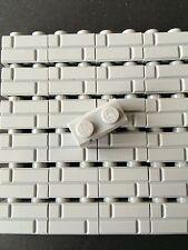 Lego Bricks 1x2 Light Bluish Gray Modified w/Masonry Profile Wall 25 Pcs Castle
