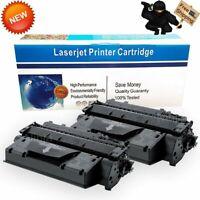 2pk Compatible CF280X 80X Toner Cartridge for HP LaserJet Pro 400 M401dne M401dn