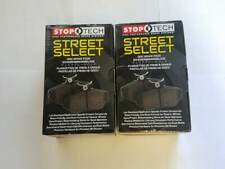 Stoptech Street Select Brake Pads. Front/ Rear set. Fits: Mazda Miata 90-93