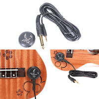 AD-35 Tonabnehmer für Piezoverstärker Tonabnehmer für Akustikgitarre UkuCBLJ I1