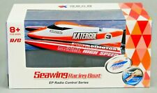 Remote Control RC Micro F1 SPEED BOAT MINI RC Formula Boat - RED RACE - 2.4GHz