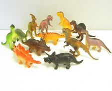 "5 TOY DINOSAUR FIGURES KIDS PLAYSET DINOSAURS ASSORTMENT DINO TOYS 6"" SIZE"