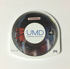 USED PSP Disc Only TEKKEN 6 JAPAN Sony PlayStation Portable import Japanese game