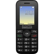Alcatel One Touch 1016 Black Cheap 2g Mobile Phone