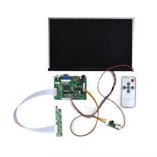 "10.1"" IPS LCD Display Screen+Driver Board kit HDMI VGA 2AV 1280×800 40pin LVDS"