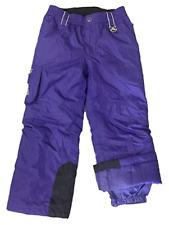 Gerry Big Girls' Addie Snow Pants Jg3702 Iris Extra Large