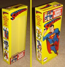 "MEGO 8"" SUPERMAN BOX ONLY"