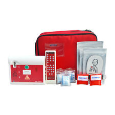 New Portable Automatic External AED Simulator AED Trainer CPR First Aid Training
