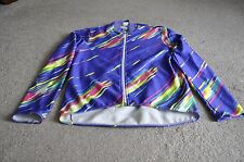 VINTAGE GONSO CYCLING JACKET MEN SIZE M 59695c92c