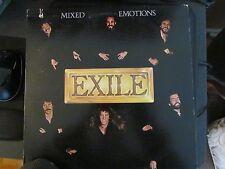 Exile – Mixed Emotions, 1978, Vinyl LP, Warner Brothers BSK 3205 promo copy