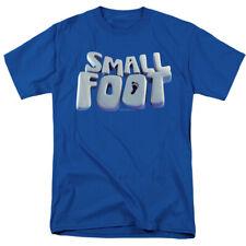 "Smallfoot ""Logo"" T-Shirt - Child through 5X"