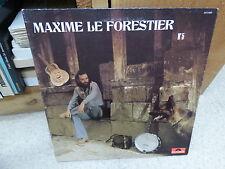 Maxime le forestier - n° 5  polydor 2473 089