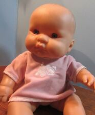 """13"""" vinyl dimpled chin poutty loveable blue eyes berenguer doll"""