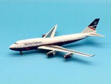 Phoenix 1/400 British Airways Boeing 747-400 Landor G-BNLY die cast metal model