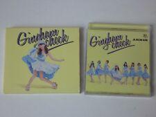 AKB48 Gingham Check CD + Music Video DVD J-Pop 6T King KIZM-90167/8 Japan Idol