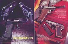 Interarms 1979 Catalog