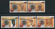 Jamaika Jamaica 1988 Kricket Cricket Sport 695-699 Postfrisch MNH