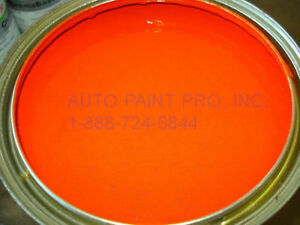 "Vitamin ""C"" Met acrylic enamel single stage auto body shop restoration car paint"