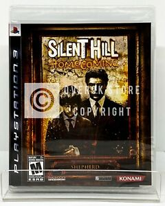 Silent Hill Homecoming - PS3 - Brand New | Factory Sealed