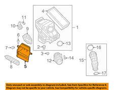 AUDI OEM 08-16 S5 Air Cleaner Intake-Inlet Duct Tube Hose 8K0129617