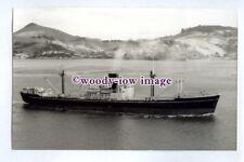 jc0190 - British India Cargo Ship - Tanda , built 1954 - photograph J Clarkson