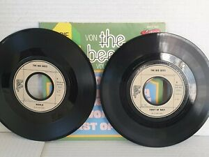 """7 """"The Bee Gees """" World / I´ve gotta get a message to you/ words / first of may"""