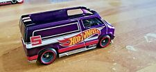 Hot Wheels ERROR Custom 77 Dodge Van, 2020 Collector Edition, ERROR, No Interior