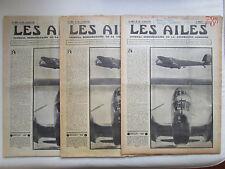 AILES 1936 788 BREGUET CAUDRON RENAULT PAYEN AIR FRANCE DAKAR NATIONALISATION