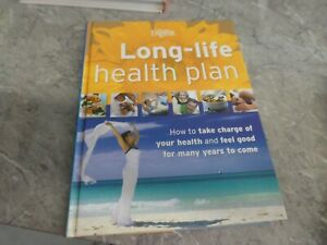 Long Life  Health Plan (Like new, Hardcover) LC10