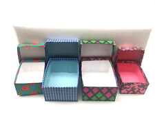 1/6 Scale Doll Dollhouse Accessories 4 Shoe Boxes For Barbie Blythe & More Lot B