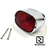 Genuine Harley OEM 99-20 Chrome Touring Softail Dyna Rear Tail Brake Light