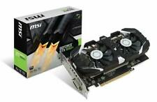 MSI NVIDIA GeForce GTX 1050 Ti 4GT OC 4GB GDDR5 Graphic Card