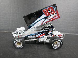 CD/_SC/_010 #1B Bobby Geldner   Tow Sprint Car   1:24 Scale DECALS