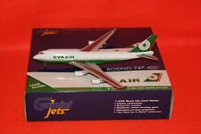 GEMINI JETS GJ1694 EVA AIR BOEING 747-400 'FINAL FLIGHT' reg B16411 1-400 SCALE