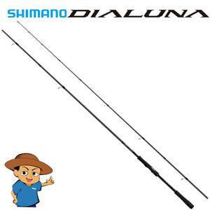 "Shimano DIALUNA S96MH Medium Heavy 9'6"" fishing spinning rod from JAPAN"