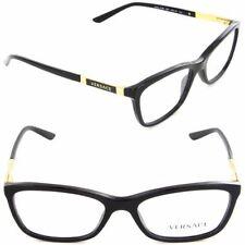 Armação para Óculos Versace Aro Inteiro   eBay d2b46d8b35