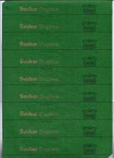Hoja 25 din/a4 papel carbón-a través de papel de percusión-por escribo papel geha dúplex