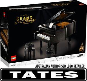 LEGO 21323 Grand Piano  - IDEAS from Tates Toyworld