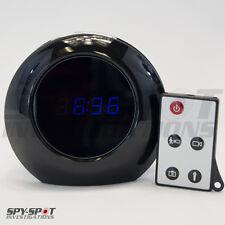 Spy Spot Motion Activated Digital Alarm Clock Surveillance Hidden Camera
