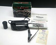 Nikon One Touch 100 35mm Film Camera w/ Flash Point & Shoot