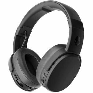 BRAND NEW SKULLCANDY CRUSHER WIRELESS OVER-EAR HEADPHONES - S6CRW-K591 - BLACK