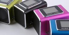 Original Music Angel JH-MD05X Portable Mini Speakers MP3 FM TF&USB