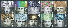 GB Stamp Set The Royal Society 350th Anniversary 2010