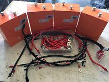 Sinlion HIGH CAPACITY Li-Po, 6 x Prismatic cell Batteries 3.2vdc 60Ah 32 avail
