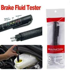 Car Brake Fluid Oil Tester Detection Pen with 5 LED indicator Auto Testing Tools