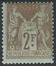 1898-00 FRANCIA SAGE 2 F I TIPO MH * - EDF005