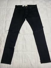 Fear of God Black jeans Brand NEW SIZE 34
