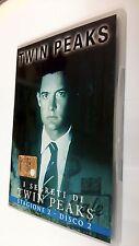 I segreti di Twin Peaks DVD Serie Televisiva Stagione 2 Volume 2 - Episodi 4